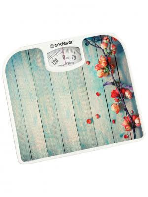 Весы Endever. Цвет: голубой