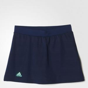 Юбка-шорты для тенниса Prime Fit Pro  Performance adidas. Цвет: синий