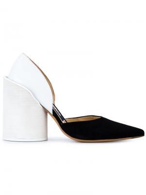 Туфли-лодочки Les Chaussures Saintes Jacquemus. Цвет: чёрный