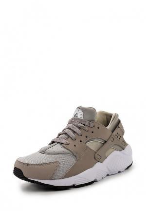 Кроссовки Nike. Цвет: бежевый