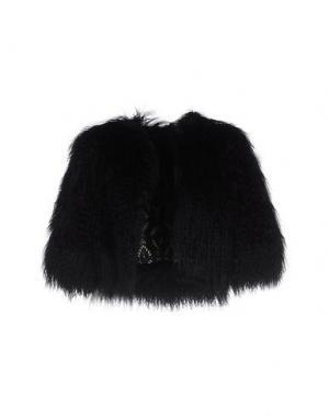 Куртка SETE DI JAIPUR. Цвет: черный