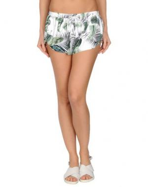 Пляжные брюки и шорты RIPCURL. Цвет: белый