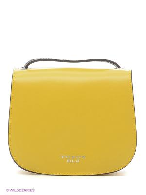 Сумка TOSCA BLU. Цвет: желтый