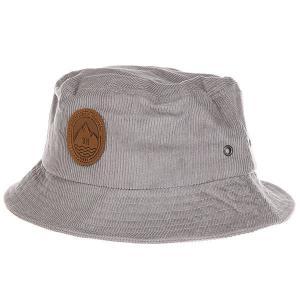 Панама  Горки Grey Запорожец. Цвет: серый