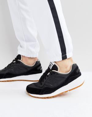 Saucony Черные кроссовки Shadow 6000 HT S70349-1. Цвет: черный