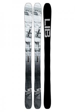 Горные лыжи  WRECKREATE Black Lib Tech. Цвет: черный