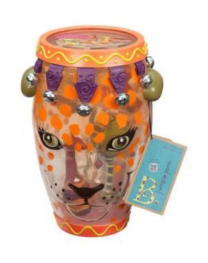 Музыкальные игрушки BATTAT. Цвет: оранжевый