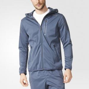 Куртка BS  Porsche adidas. Цвет: синий