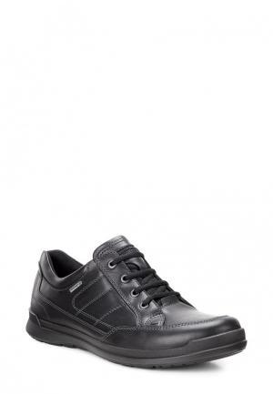 Ботинки HOWELL Ecco. Цвет: черный