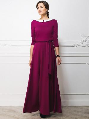 Платье La vida rica. Цвет: фуксия
