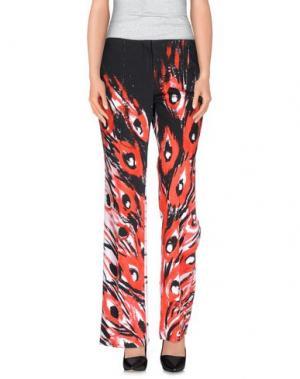 Повседневные брюки FONTANA COUTURE. Цвет: черный