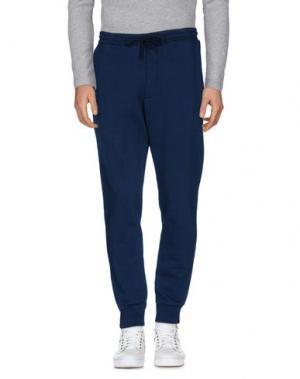 Повседневные брюки C.Y.H. CLAP YOUR HAND. Цвет: темно-синий