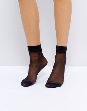 Jonathan Aston Черные носки Jazz. Цвет: черный