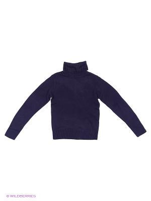Водолазка Modis. Цвет: фиолетовый, черный, темно-серый