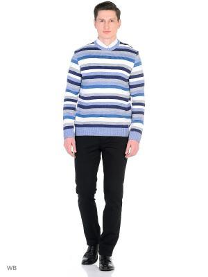 Джемперы DESSO. Цвет: серо-голубой, темно-бордовый