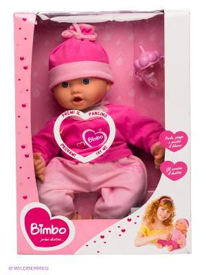 Кукла интерактивная Globo. Цвет: розовый