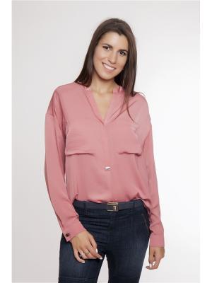 Блузка Gaudi. Цвет: розовый