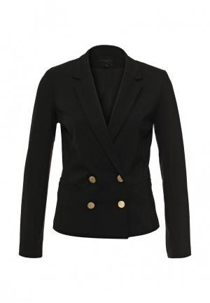 Пиджак Silvian Heach. Цвет: черный