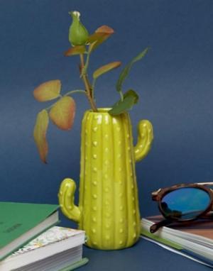 Temerity Jones Mini Cactus Posy Vases. Цвет: мульти