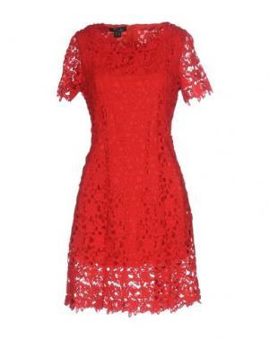 Короткое платье CUTIE. Цвет: красный