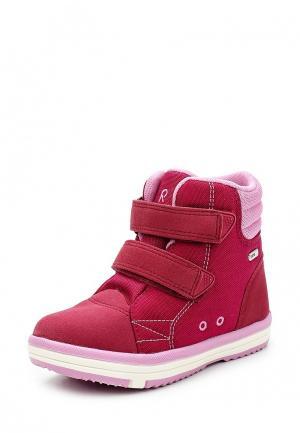 Ботинки Reima. Цвет: фиолетовый