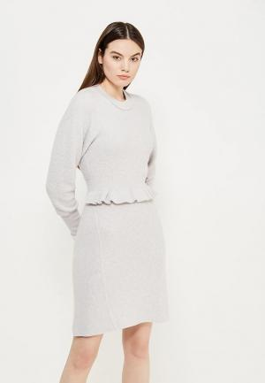 Платье Sonia by Rykiel. Цвет: серый