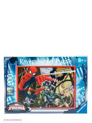 Пазл Человек-Паук: борьба со злом Ravensburger. Цвет: синий
