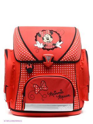 Рюкзак Minnie Mouse Scooli. Цвет: красный
