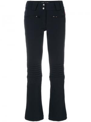 Расклешенные брюки Aurora Perfect Moment. Цвет: чёрный
