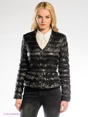 Куртка Gaudi. Цвет: черный