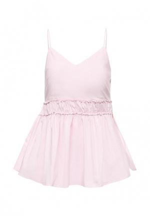 Топ adL. Цвет: розовый