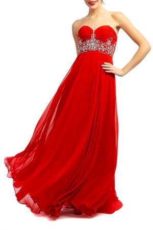 Dress YASMIN. Цвет: red