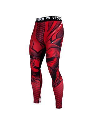 Тайтсы Bloody Roar Black/Red Venum. Цвет: черный, красный