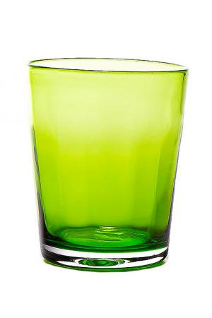Бокал для сока и воды Zafferano. Цвет: светло-зеленый