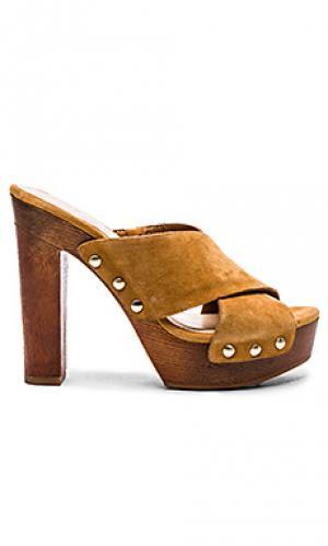 Туфли на каблуке elora Vince Camuto. Цвет: цвет загара