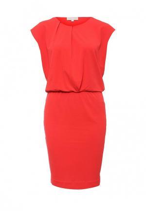 Платье InWear. Цвет: красный