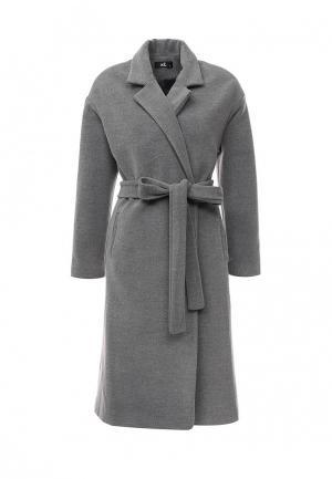 Пальто adL. Цвет: серый