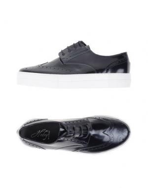 Обувь на шнурках HODRY. Цвет: темно-синий