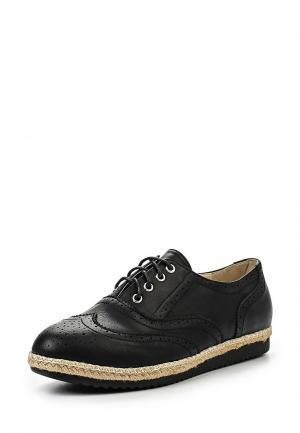 Ботинки Spot On. Цвет: черный