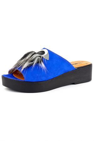 Сабо Grand Style. Цвет: синий