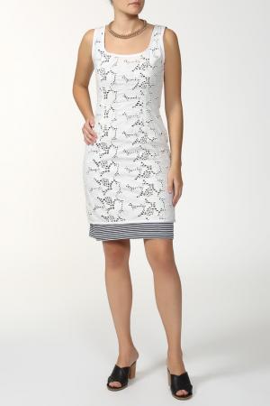 Платье FHILOSOPHY DI ALBERTA FERRETTI. Цвет: белый