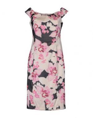 Короткое платье LUNATIC. Цвет: розовый