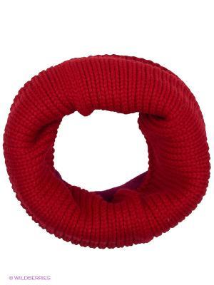Снуд Ensis. Цвет: красный
