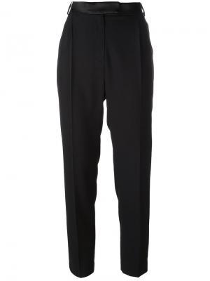 Укороченные брюки Diffuse Avelon. Цвет: чёрный