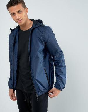Loyalty & Faith Куртка с капюшоном на молнии and. Цвет: темно-синий