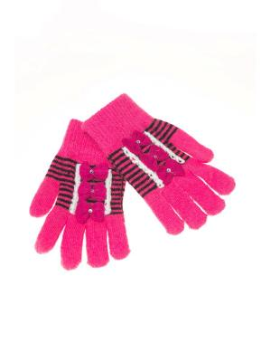 Перчатки Shapkoff. Цвет: фуксия