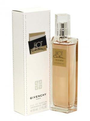 Givenchy Hot Couture edp 50 ml. Цвет: светло-бежевый