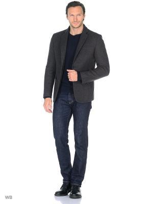 Пиджак Donatto. Цвет: коричневый