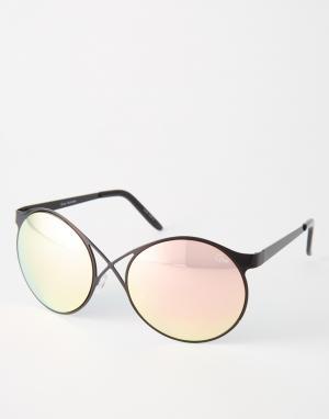 Quay Australia Солнцезащитные очки с зеркальными линзами Sorry Not Sor. Цвет: мульти