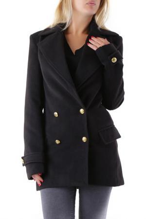 Пальто BRAY STEVE ALAN. Цвет: черный
